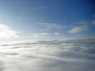 Above the clouds 3 by drilli-stock