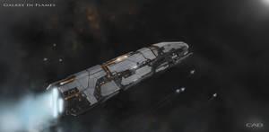 VIX Cruiser by ConnorDiver