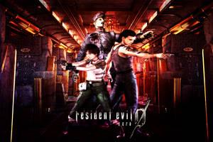 Resident_Evil_0_Wallpaper by Soraya-Mendez
