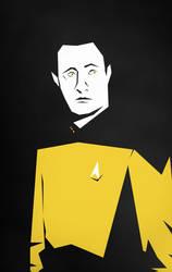 Data Portrait by TheCuraga