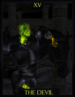 The Devil by Requiemwebcomic