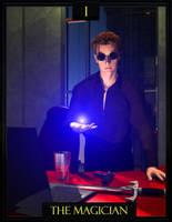 The Magician by Requiemwebcomic