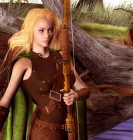 Woodlands by Requiemwebcomic