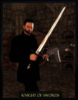 Knight Of Swords by Requiemwebcomic