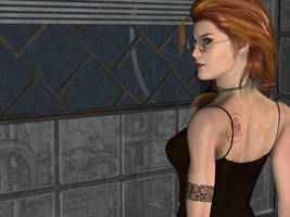 The New Kate Adair by Requiemwebcomic