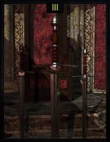 Three Of Swords by Requiemwebcomic