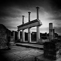 Pompei Studies V by Pixydream