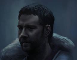 Value Study- Gladiator by ReneAigner