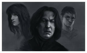 Snape's Bane by ReneAigner