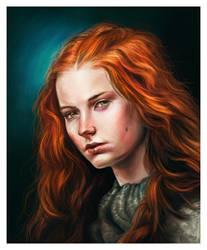 Sansa by ReneAigner