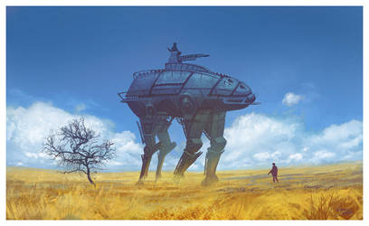 The Walker by ReneAigner