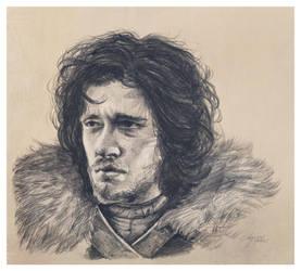 Jon Snow by ReneAigner
