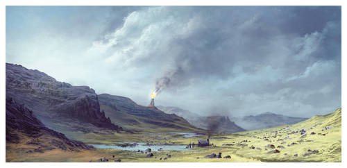 The Beacon by ReneAigner