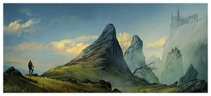 The Mountainfort by ReneAigner