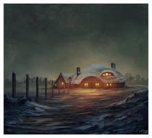The Cottage by ReneAigner