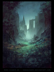 Road to Elaria by ReneAigner