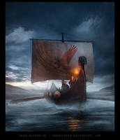 Warrior's Voyage by ReneAigner