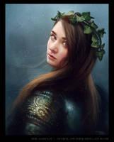 Warrior Spirit by ReneAigner