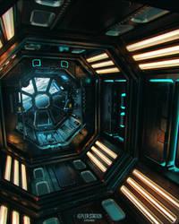 Kepler Station by ReneAigner