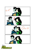Drakken and Shego in Kapu-Chu! by PSI-missing