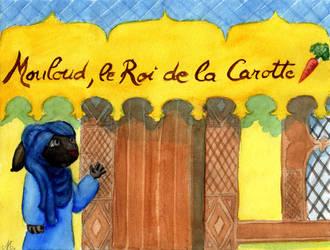 Projet7: Mouloud Carott'King by Romaeangel