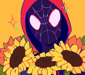 You're the sunflower by Ner-U