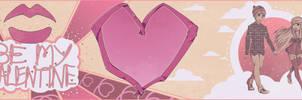 Be My Valentine by Shellahx