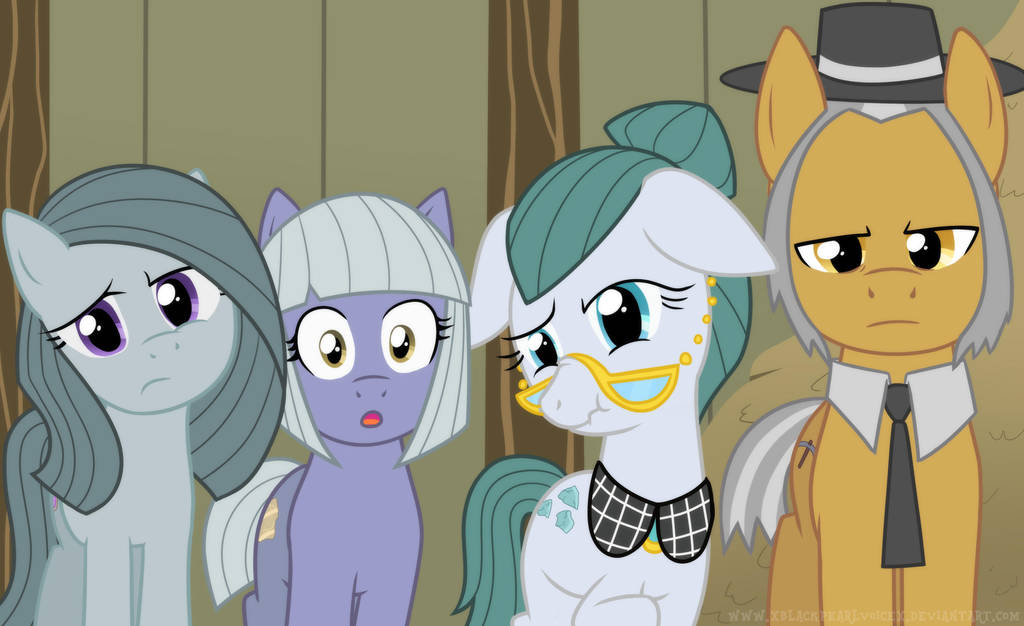 The Pie Family by Shellahx