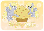MUFFINS! - MCM Manchester Sign by Shellahx