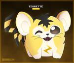 Tigrette - Pokemon Gold (Demo) Pokemon by Shellahx