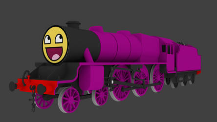 Le Epic train by Sirfowler1