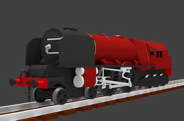 Duchess Tank (ehhhhh) Engine by Sirfowler1