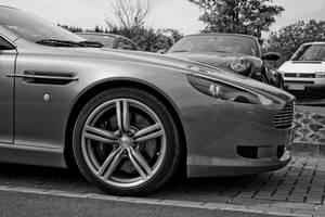 Aston Martin DB9 by lokkydesigns