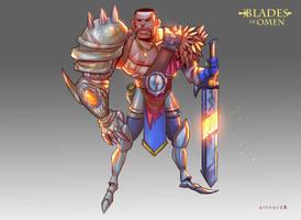 blades3 by artnerdx