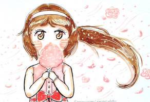 [pink] Pastyllia by maricookie