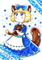 [at] Layne by maricookie