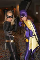 DC2010 - Batgirls by SchroTN