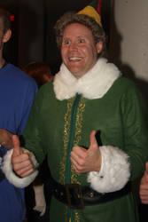 DC2010 - Will Ferrell Elf by SchroTN