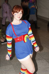DC2010 - Rainbow Brite by SchroTN