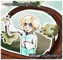 Novemberkris 7001 Pageview by SpiraxDracowolf
