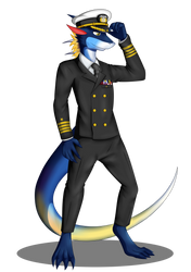 Commission - Teryx Commodore by DSAPROX