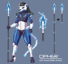 Cipher - XIII Dronie by DSAPROX