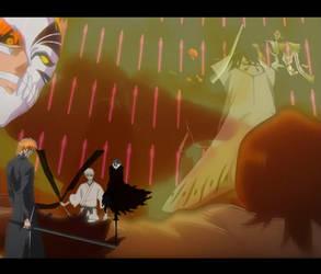 Ichigo's Struggle by the14thgod