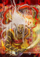 Mononoke by Ginger-J