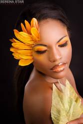 Sunflower by OfficialSerenaStar