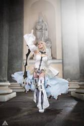 Nero Bride by teanyan