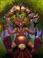 troll by lepyoshka