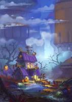 the last witch house by lepyoshka