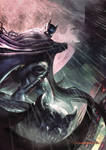 Batman Tribute by Lordigan