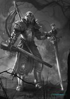 Portuguese Warrior by Lordigan